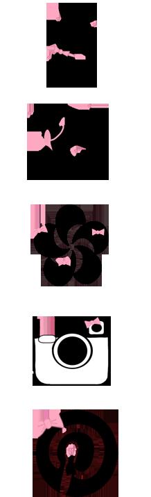 logos réseaux