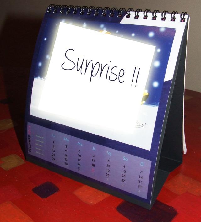 décembre surprise