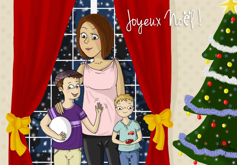 Famille noel2