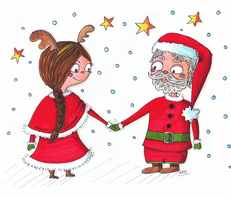 Joyeux Noel Mere Noel.Joyeux Noel Korrig Anne